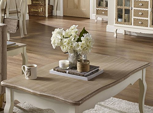Image Result For White Farmhouse Coffee Table With Drawers