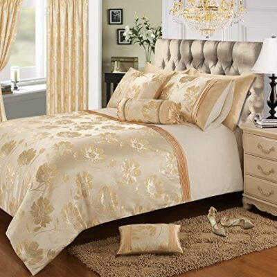 home bedding store premium double bed luxury jacquard gold / cream floral bedding set duvet / quilt cover set Intimates Home Bedding Store Premium Double Bed Jacquard Gold/Cream Floral Bedding Set Duvet/Quilt Cover Set Home Bedding Store Premium Double Bed Luxury Jacquard Gold Cream Floral Bedding Set Duvet Quilt Cover Set 0 400x400