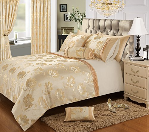 home bedding store premium double bed luxury jacquard gold / cream floral bedding set duvet / quilt cover set Home Bedding Store Premium Double Bed Luxury Jacquard Gold / Cream Floral Bedding Set Duvet / Quilt Cover Set Home Bedding Store Premium Double Bed Luxury Jacquard Gold Cream Floral Bedding Set Duvet Quilt Cover Set 0