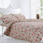 Velosso Home Bedding Store Soft Flannelette 100% Brushed Thermal Cotton One Pair Pillowcases Floral Peony Home Bedding Store Soft Flannelette 100 Brushed Thermal Cotton Single Bed Duvet Quilt Cover Bedding Set Floral Peony 0 150x150
