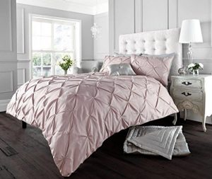 luxury duvet cover sets with pillowcases new bedding Pintuck Duvet Cover and Pillowcases Set Printed Polycotton Bedding Luxury Duvet cover sets with pillowcases new bedding 0 300x253