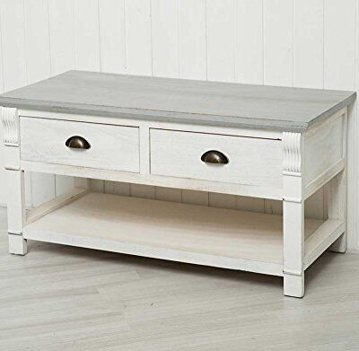 shabby chic 2 drawer tv entertainment storage unit white and grey wooden -fully assembled Shabby Chic 2 Drawer TV Entertainment Storage Unit White and Grey Wooden -Fully Assembled Shabby Chic 2 Drawer TV Entertainment Storage Unit White and Grey Wooden Fully Assembled 0 400x391