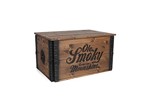 uncle joe´s vintage style shabby chic tennessee moonshine chest, wood, brown, 84 x 55 x 44 cm Uncle Joe´s Vintage Style Shabby Chic Tennessee Moonshine Chest, Wood, Brown, 84 x 55 x 44 cm Uncle Joes Vintage Style Shabby Chic Tennessee Moonshine Chest Wood Brown 84 x 55 x 44 cm 0