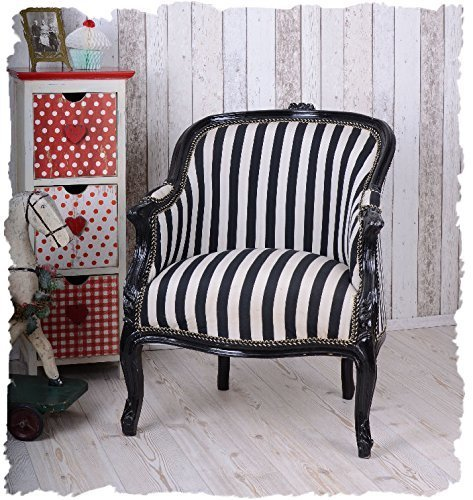 vintage baroque armchair luxury bergere stripes chair baroque VINTAGE BAROQUE ARMCHAIR LUXURY BERGERE STRIPES CHAIR BAROQUE VINTAGE BAROQUE ARMCHAIR LUXURY BERGERE STRIPES CHAIR BAROQUE 0