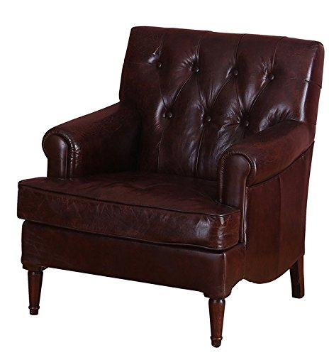 vintage aviator wooden feet brown leather armchair with deep buttoned back Vintage Aviator Wooden Feet Brown Leather Armchair with Deep Buttoned Back Vintage Aviator Wooden Feet Brown Leather Armchair with Deep Buttoned Back 0