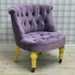 vintage style purple velvet upholstered button back bedroom sofa occasional accent chair Vintage Style Purple Velvet Upholstered Button Back Bedroom Sofa Occasional Accent Chair Vintage Style Purple Velvet Upholstered Button Back Bedroom Sofa Occasional Accent Chair 0 150x150