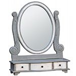 shabby chic dressing table mirror home Home mirror 150x150