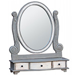 shabby chic dressing table mirror home Home mirror