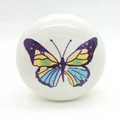 g decor colourful butterfly ceramic door knob vintage shabby chic cupboard drawer pull handle 4533 G Decor Colourful Butterfly Ceramic Door Knob Vintage Shabby Chic Cupboard Drawer Pull Handle 4533 Colourful Butterfly Ceramic Door Knob Vintage Shabby Chic Cupboard Drawer Pull Handle 4533 0 0 400x400