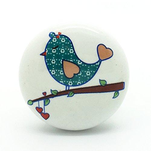 Cupid Bird Ceramic Door Knob Vintage Shabby Chic Cupboard Drawer Pull Handle Cupid Bird Ceramic Door Knob Vintage Shabby Chic Cupboard Drawer Pull Handle 0