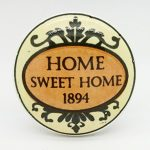 Home Sweet Home 1894 Ceramic Door Knob Vintage Shabby Chic Cupboard Drawer Pull Handle 4529 Home Sweet Home 1894 Ceramic Door Knob Vintage Shabby Chic Cupboard Drawer Pull Handle 4529 0 150x150