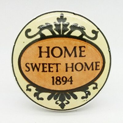 home sweet home 1894 ceramic door knob vintage shabby chic cupboard drawer pull handle 4529 Home Sweet Home 1894 Ceramic Door Knob Vintage Shabby Chic Cupboard Drawer Pull Handle 4529 Home Sweet Home 1894 Ceramic Door Knob Vintage Shabby Chic Cupboard Drawer Pull Handle 4529 0 400x400