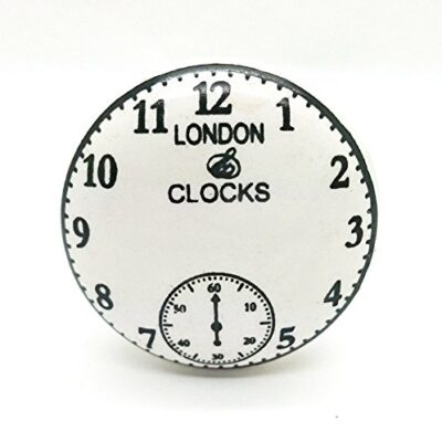 london clocks ceramic door knob vintage shabby chic cupboard drawer pull handle 4547 London Clocks Ceramic Door Knob Vintage Shabby Chic Cupboard Drawer Pull Handle 4547 London Clocks Ceramic Door Knob Vintage Shabby Chic Cupboard Drawer Pull Handle 4547 0 400x400
