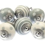 Mixed Set of Grey & White Ceramic Cupboard Knobs x Pack 6 (MG-258) – 'Mango Tree' TM Registered Product Mixed Set of Grey White Ceramic Cupboard Knobs x Pack 6 MG 258 Mango Tree TM Registered Product 0 150x150