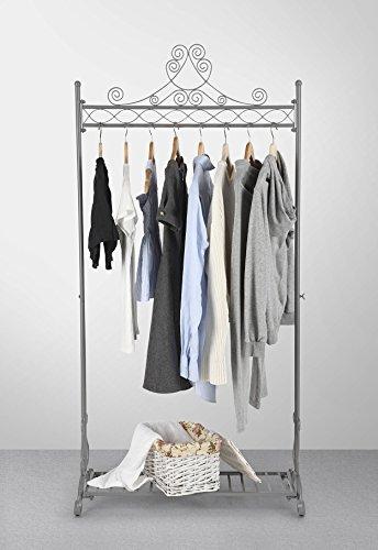 vintage coat clothes racks hanging clothing rail shabby chic hanger shabbychic. Black Bedroom Furniture Sets. Home Design Ideas