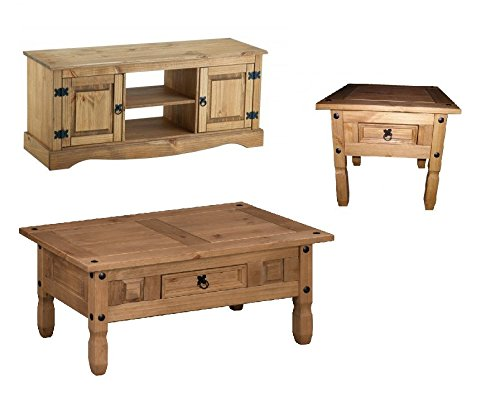mercers furniture corona 2 door media unit, coffee table, lamp table with drawer Mercers Furniture Corona 2 Door Media Unit, Coffee Table, Lamp Table With Drawer Mercers Furniture Corona 2 Door Media Unit Coffee Table Lamp Table With Drawer 0