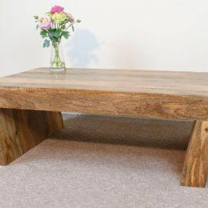 Mercers Furniture Mantis Angled Coffee Table