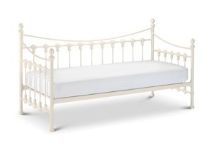 Julian Bowen Versailles Daybed – Single, Ivory Coating Julian Bowen Versailles Daybed Single Ivory Coating 0 300x212