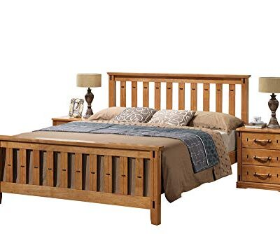 lazybeds sofia shaker style wooden bed frame - available in double and kingsize (5ft kingsize bed frame) Lazybeds Sofia Shaker Style Wooden Bed Frame – available in double and kingsize (5ft Kingsize Bed Frame) Lazybeds Sofia Shaker Style Wooden Bed Frame available in double and kingsize 5ft Kingsize Bed Frame 0 400x334
