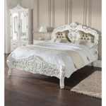 homesdirect365 Estelle Antique French Style Bed Kingsize homesdirect365 Estelle Antique French Style Bed Kingsize 0 150x150