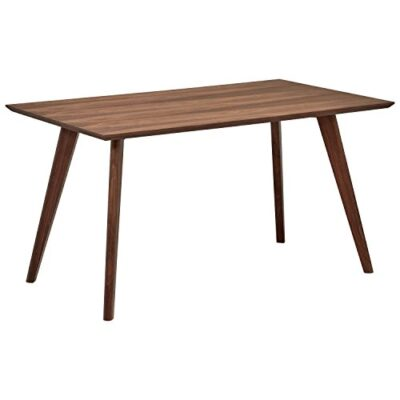 amazon brand - rivet minimalist dining table, seats 2-4, 135 x 80 x 72cm, walnut table top with veneer/solid beech legs Amazon Brand – Rivet Minimalist Dining Table, Seats 2-4, 135 x 80 x 72cm, Walnut Table Top with Veneer/Solid Beech Legs Amazon Brand Rivet Minimalist Dining Table Seats 2 4 135 x 80 x 72cm Walnut Table Top with VeneerSolid Beech Legs 0 400x400