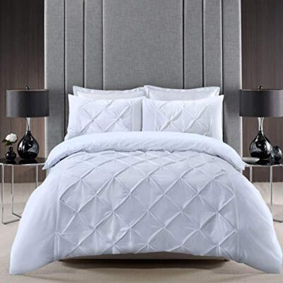 cloe' louis duvet covers set pintuck pinch pleat double bed duvet cover sets with pillow cases Cloe' Louis Duvet Covers Set Pintuck Pinch Pleat Double Bed Duvet Cover Sets with Pillow Cases Cloe Louis Duvet Covers Set Pintuck Pinch Pleat Double Bed Duvet Cover Sets with Pillow Cases 0 400x400