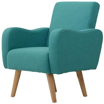 homcom linen nordic armchair sofa chair solid wood living room - teal HOMCOM Linen Nordic Armchair Sofa Chair Solid Wood Living Room – Teal HOMCOM Linen Nordic Armchair Sofa Chair Solid Wood Living Room Teal 0 400x400