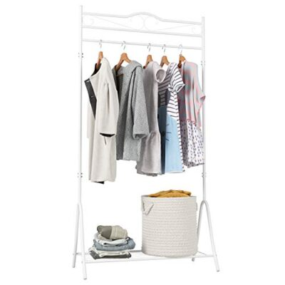 homfa metal clothes rail coat stand coat shoe rack hallway organizer with storage shelf 90 x 44 x 176cm white Homfa Metal Clothes Rail Coat Stand Coat Shoe Rack Hallway Organizer with Storage Shelf 90 x 44 x 176cm White Homfa Metal Clothes Rail Coat Stand Coat Shoe Rack Hallway Organizer with Storage Shelf 90 x 44 x 176cm White 0 400x400