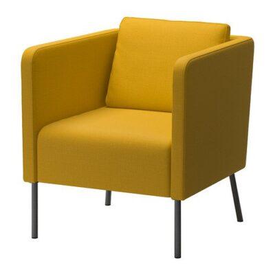 ekero - armchair, skiftebo yellow EKERO – Armchair, Skiftebo yellow Ikea EKERO Armchair Skiftebo yellow 0 400x400