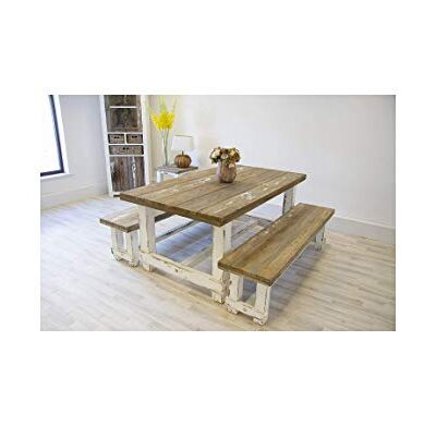 inspiring furniture ltd reclaimed pine coastal 180cm table and bench dining set Inspiring Furniture LTD Reclaimed Pine Coastal 180cm Table and Bench Dining Set Inspiring Furniture LTD Reclaimed Pine Coastal 180cm Table and Bench Dining Set 0 400x391