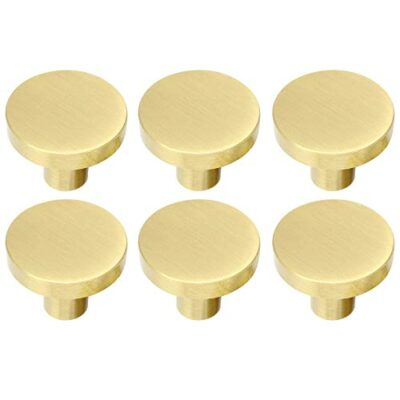 solid brass round cabinet knobs, cupboard door round handle brass knob with screws for wardrobe door,cabinet doors and dresser drawers(20mm*25mm) (6 pcs) Solid Brass Round Cabinet Knobs, Cupboard Door Round Handle Brass Knob with Screws for Wardrobe Door,Cabinet Doors and Dresser Drawers(20mm*25mm) (6 Pcs) Solid Brass Round Cabinet Knobs Cupboard Door Round Handle Brass Knob with Screws for Wardrobe DoorCabinet Doors and Dresser Drawers20mm25mm 6 Pcs 0 400x400