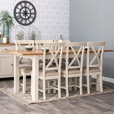 the furniture outlet rutland painted oak 1.6m extending table The Furniture Outlet Rutland Painted Oak 1.6m Extending Table The Furniture Outlet Rutland Painted Oak 16m Extending Table 0 400x400