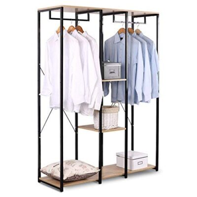 esituro large clothes rail clothing rack stand,wooden garment rack coat stand top rod metal wooden with shoes shelves eSituro Large Clothes Rail Clothing Rack Stand,Wooden Garment Rack Coat Stand Top Rod Metal Wooden with Shoes Shelves eSituro Large Clothes Rail Clothing Rack StandWooden Garment Rack Coat Stand Top Rod Metal Wooden with Shoes Shelves 0 400x400
